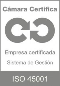 certificacion-gris-ISO 45001-Baja